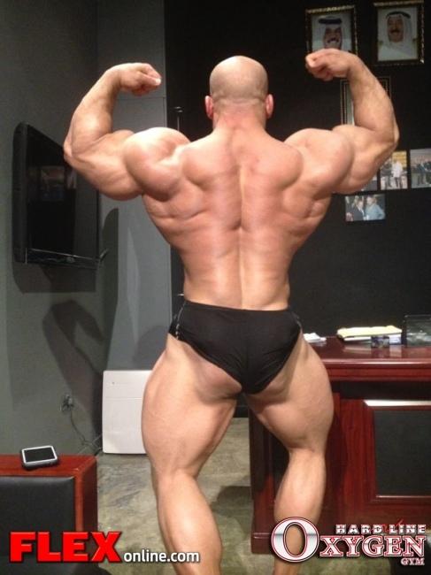 mamdouh big ramy elssbiay steroids