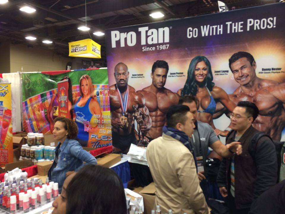 Arnold Fitness EXPO 2017