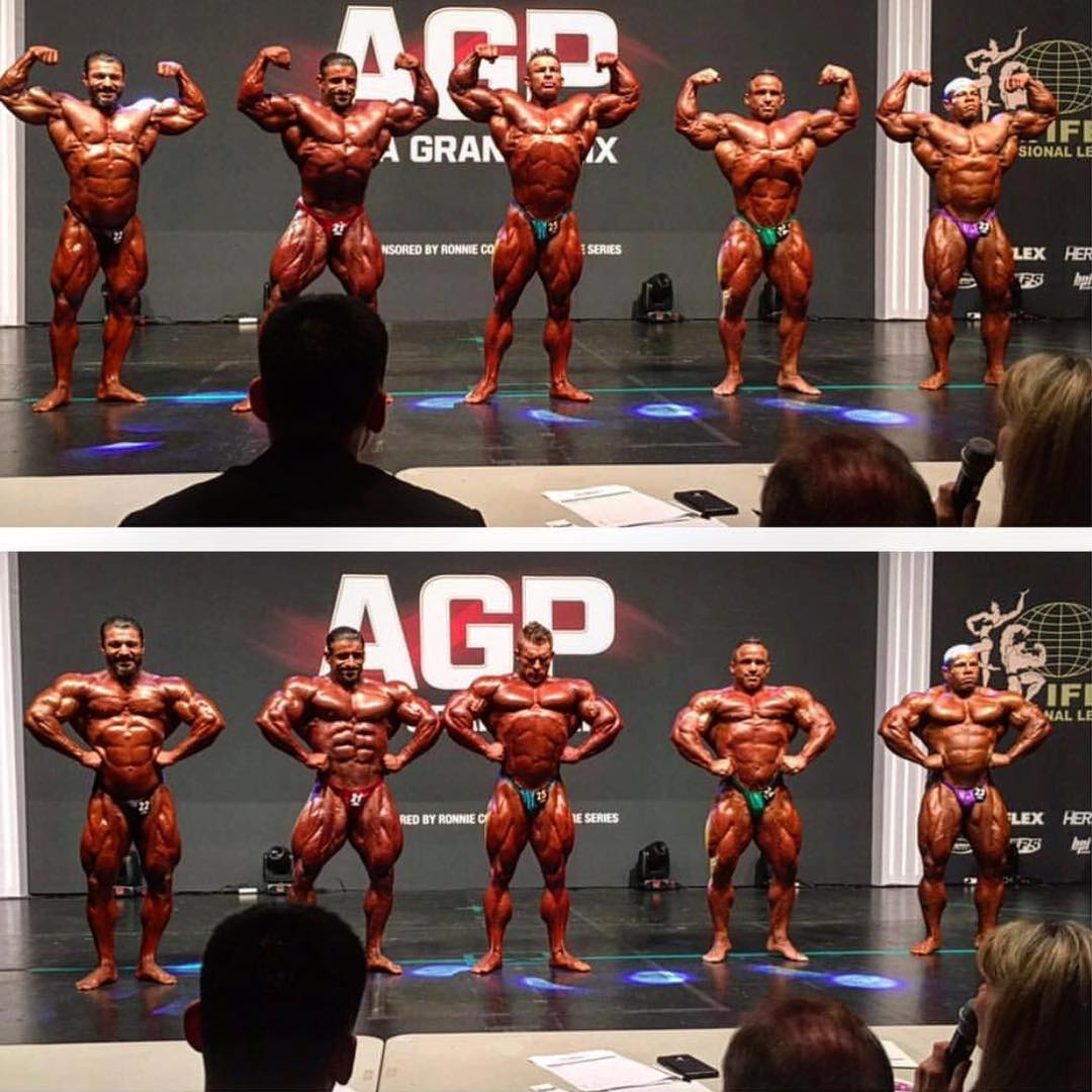 "Mahmut Irmak, Hadi Choopan, James ""Flex"" Lewis, Jose Raymond, David Henry"