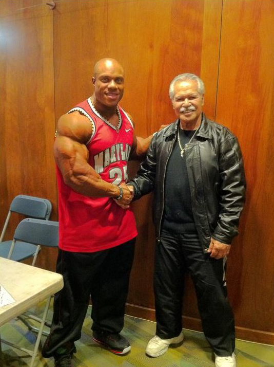Phil Heath, Ed Corney