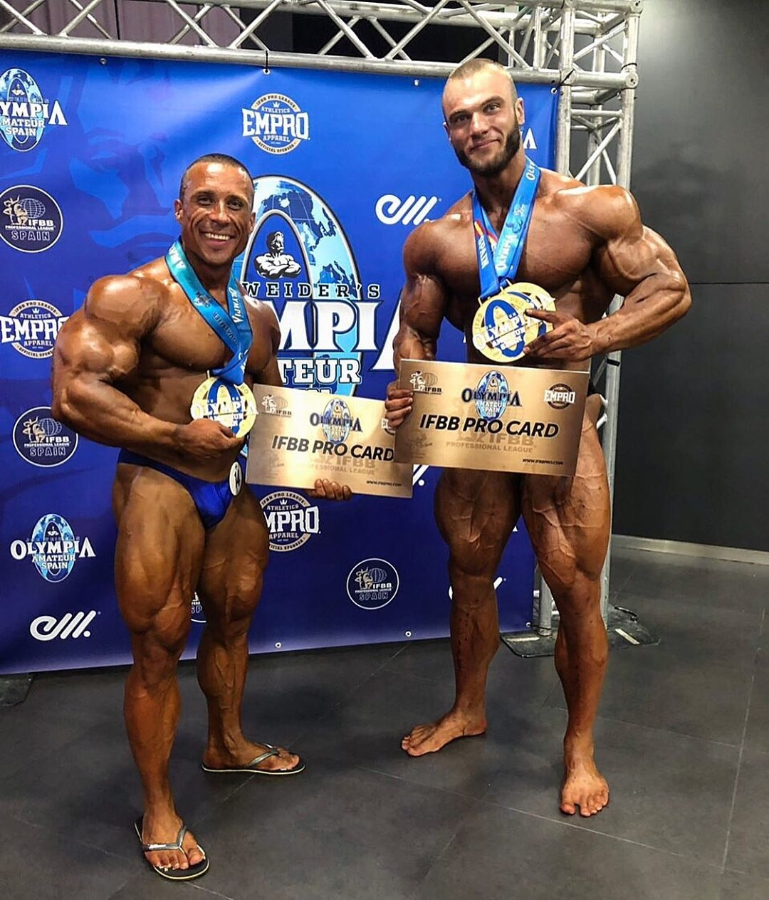 2019 Olympia Amateur Spain - Bodybuilding Overall