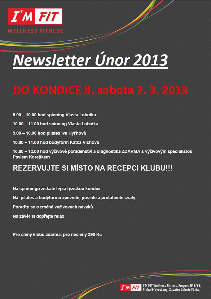 Nové seznamky zdarma 2013