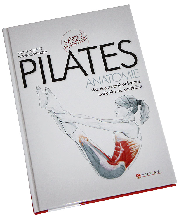 Recenze: Pilates - anatomie