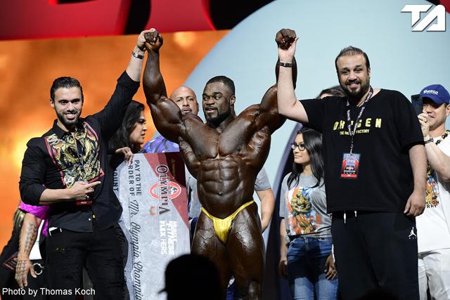 Olympia 2019